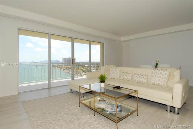 11111 Biscayne Blvd #1605, Miami, FL 33181 (MLS #A11001272) :: Compass FL LLC