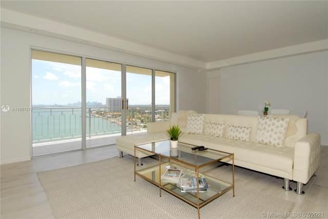 11111 Biscayne Blvd #1605, Miami, FL 33181 (MLS #A11001272) :: ONE | Sotheby's International Realty