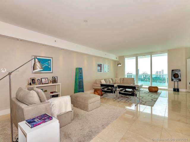 3301 NE 183rd St #2907, Aventura, FL 33160 (MLS #A11001335) :: The Teri Arbogast Team at Keller Williams Partners SW
