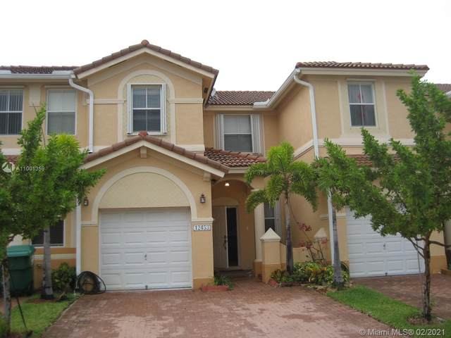 12453 SW 125 TE, Miami, FL 33186 (MLS #A11001359) :: The Riley Smith Group
