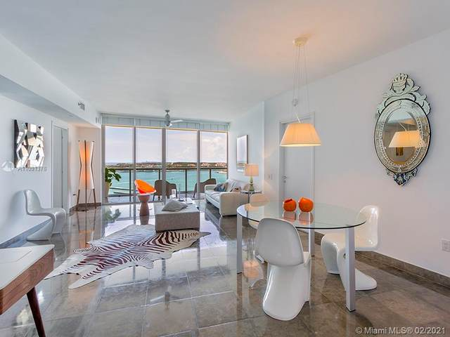 450 Alton Rd #1405, Miami Beach, FL 33139 (MLS #A11001378) :: The Riley Smith Group
