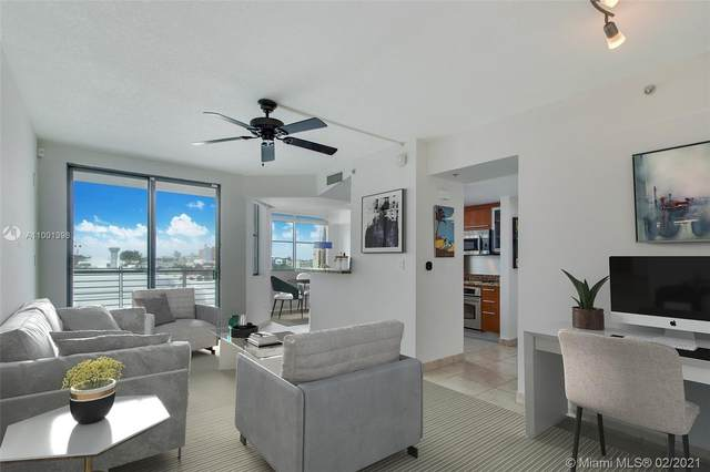 110 Washington Ave #1823, Miami Beach, FL 33139 (MLS #A11001396) :: The Teri Arbogast Team at Keller Williams Partners SW