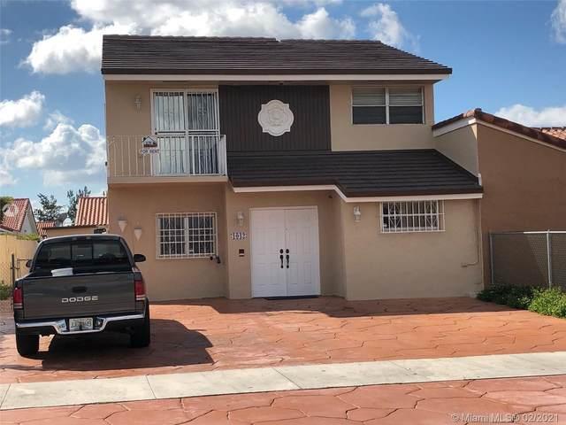 1042 SW 123 AV, Miami, FL 33184 (MLS #A11001400) :: The Riley Smith Group