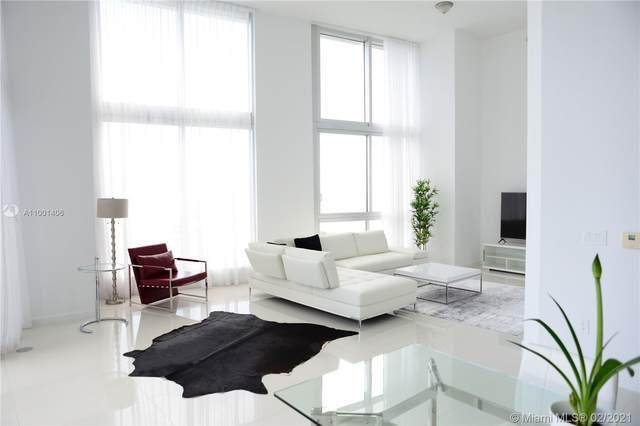 495 Brickell Ave #2202, Miami, FL 33131 (MLS #A11001406) :: Search Broward Real Estate Team
