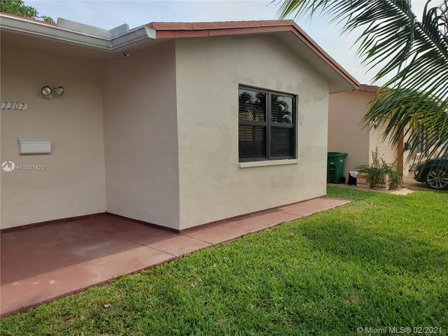 7307 NW 59th St, Tamarac, FL 33321 (MLS #A11001420) :: Berkshire Hathaway HomeServices EWM Realty