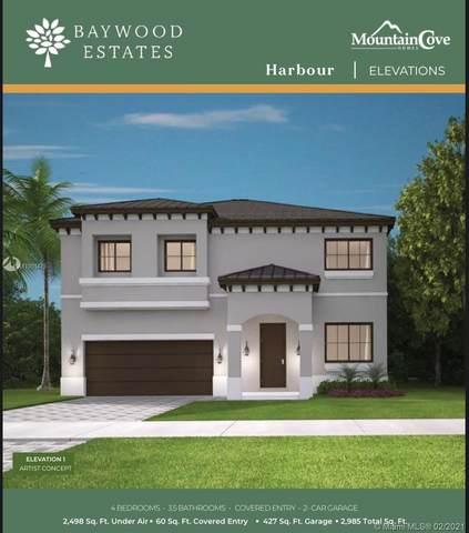 18906 SW 316th Te, Homestead, FL 33030 (MLS #A11001475) :: Prestige Realty Group