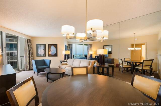 17375 Collins Ave #1503, Sunny Isles Beach, FL 33160 (MLS #A11001511) :: Search Broward Real Estate Team