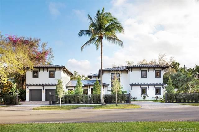 8100 SW 96th St, Miami, FL 33156 (MLS #A11001526) :: Green Realty Properties