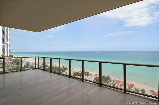 17749 Collins Ave #801, Sunny Isles Beach, FL 33160 (MLS #A11001582) :: Podium Realty Group Inc