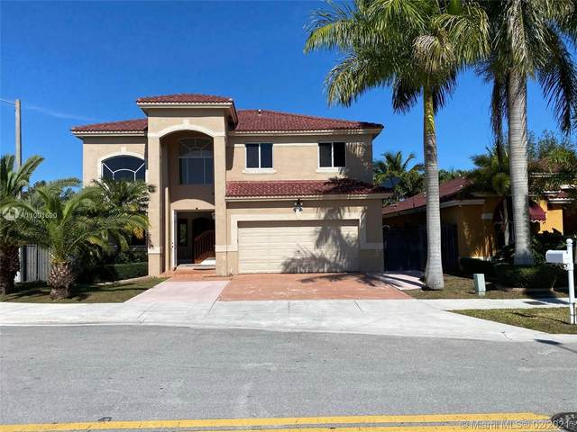 16691 SW 57th St, Miami, FL 33193 (MLS #A11001590) :: The Howland Group