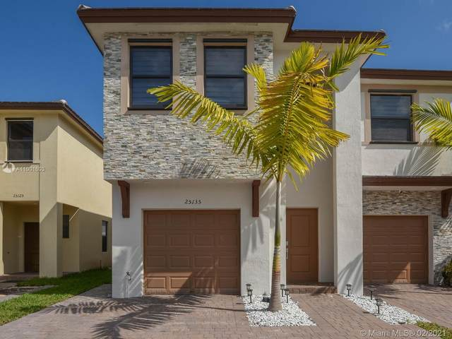 25135 SW 108th Ct, Miami, FL 33032 (MLS #A11001603) :: Berkshire Hathaway HomeServices EWM Realty