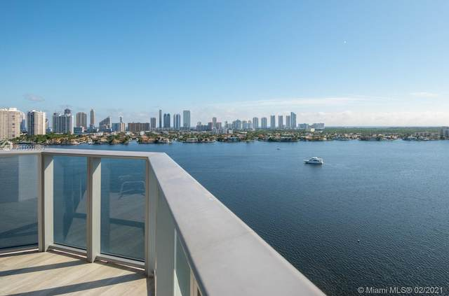 17301 Biscayne Blvd #1609, North Miami Beach, FL 33160 (MLS #A11001663) :: Podium Realty Group Inc
