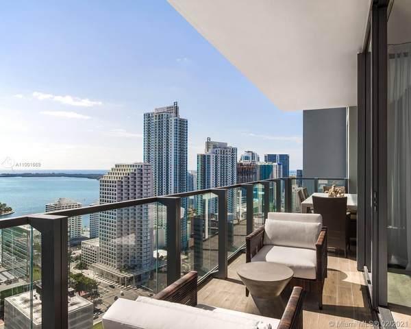 68 SE 6th St #1507, Miami, FL 33131 (MLS #A11001669) :: Prestige Realty Group