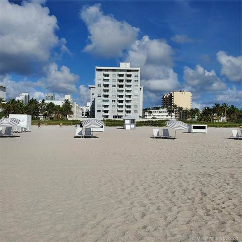 465 Ocean Dr #622, Miami Beach, FL 33139 (MLS #A11001717) :: Search Broward Real Estate Team