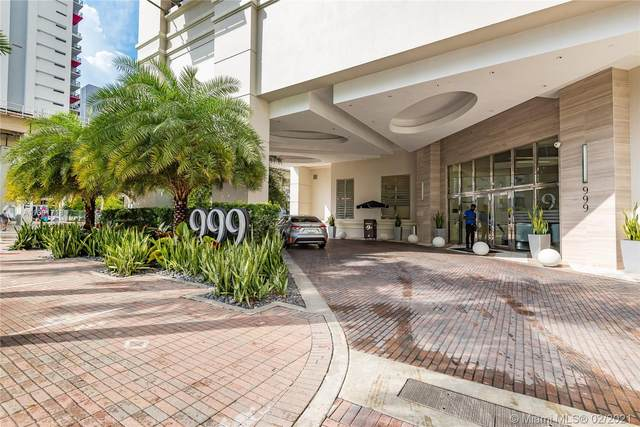 999 SW 1st Ave #2506, Miami, FL 33130 (MLS #A11001718) :: United Realty Group