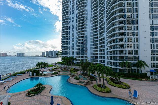 19195 Mystic Pointe Dr #2106, Aventura, FL 33180 (MLS #A11001773) :: The Teri Arbogast Team at Keller Williams Partners SW