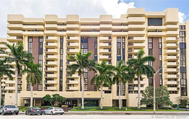 600 Biltmore Way #815, Coral Gables, FL 33134 (MLS #A11001806) :: Prestige Realty Group