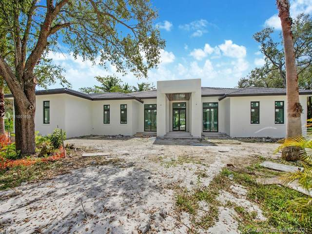7800 SW 131st St, Pinecrest, FL 33156 (MLS #A11001859) :: The Teri Arbogast Team at Keller Williams Partners SW