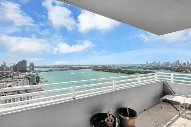 1330 West Ave #3206, Miami Beach, FL 33139 (MLS #A11001887) :: Search Broward Real Estate Team