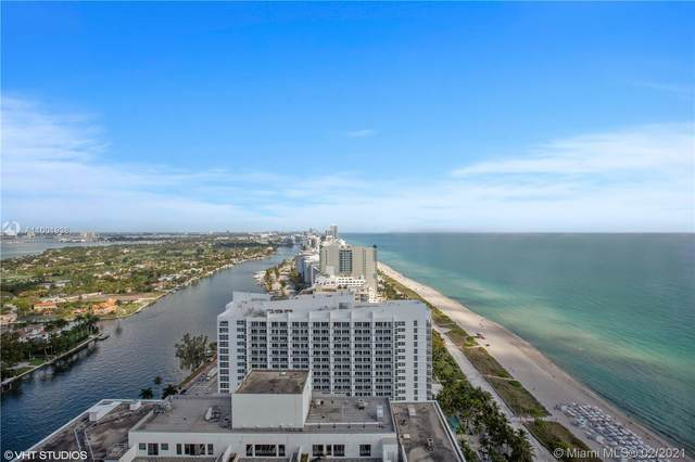 4779 Collins Ave #3408, Miami Beach, FL 33140 (MLS #A11001938) :: The Riley Smith Group