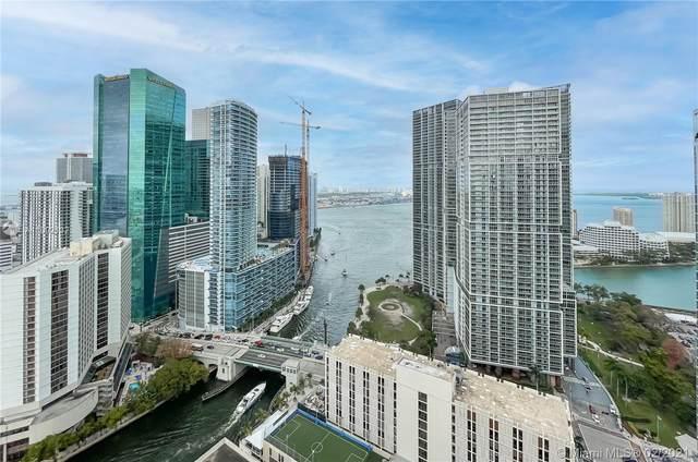 41 SE 5th St #2102, Miami, FL 33131 (MLS #A11002132) :: Green Realty Properties