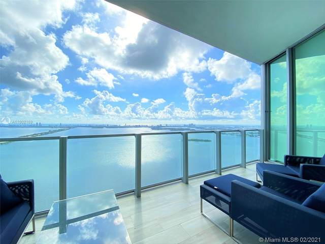 2900 NE 7TH AVENUE Uph4604, Miami, FL 33137 (MLS #A11002169) :: The Howland Group