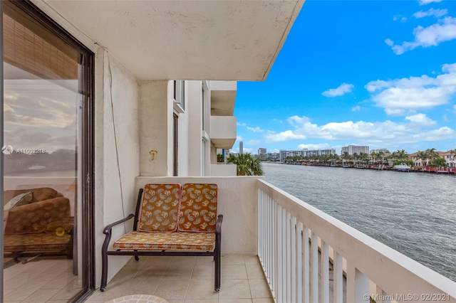 1500 S Ocean Dr 2B, Hollywood, FL 33019 (MLS #A11002218) :: Green Realty Properties