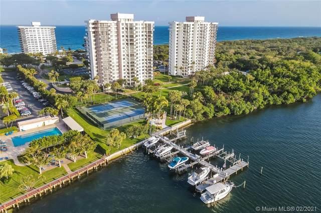 2001 N Ocean Blvd #802, Boca Raton, FL 33431 (MLS #A11002240) :: Equity Advisor Team