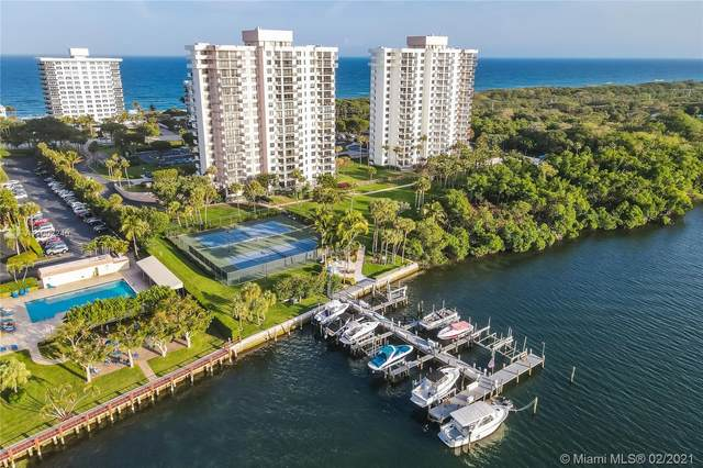 2001 N Ocean Blvd #802, Boca Raton, FL 33431 (MLS #A11002240) :: The Riley Smith Group