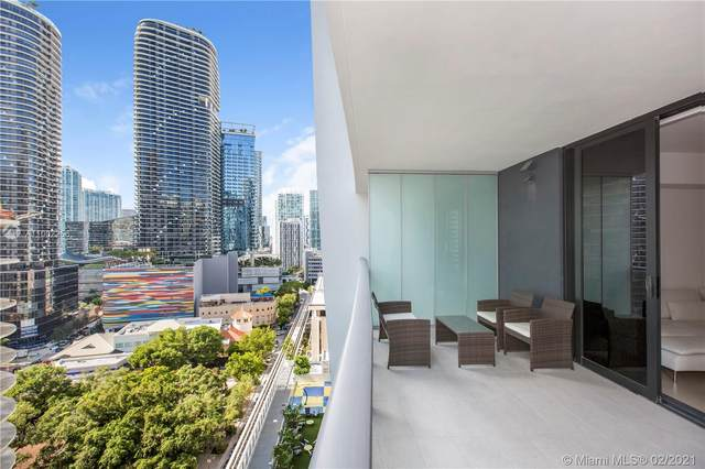 1010 Brickell Ave #1706, Miami, FL 33131 (MLS #A11002256) :: Podium Realty Group Inc