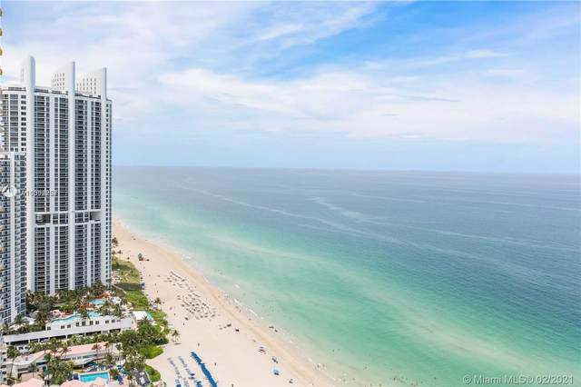 17749 Collins Ave #2901, Sunny Isles Beach, FL 33160 (MLS #A11002257) :: Green Realty Properties