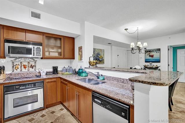 2080 S Ocean Dr #209, Hallandale Beach, FL 33009 (MLS #A11002272) :: The Riley Smith Group