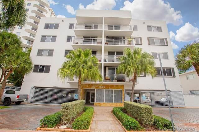 1605 Bay Rd #305, Miami Beach, FL 33139 (MLS #A11002296) :: Equity Advisor Team