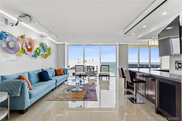 4779 Collins Ave #2401, Miami Beach, FL 33140 (MLS #A11002315) :: The Riley Smith Group