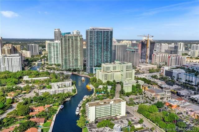800 SE 4th St #402, Fort Lauderdale, FL 33301 (MLS #A11002347) :: Berkshire Hathaway HomeServices EWM Realty