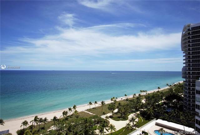 10275 Collins Ave #1514, Bal Harbour, FL 33154 (MLS #A11002366) :: Search Broward Real Estate Team