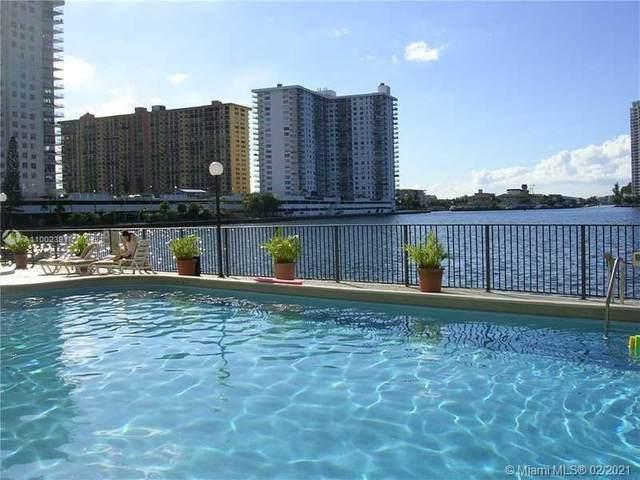 17600 N Bay Rd N508, Sunny Isles Beach, FL 33160 (MLS #A11002391) :: The Howland Group