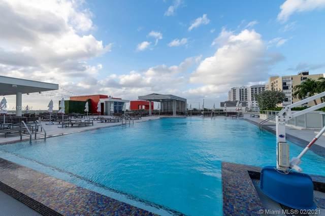 777 N Ocean Dr N401, Hollywood, FL 33019 (MLS #A11002397) :: Green Realty Properties
