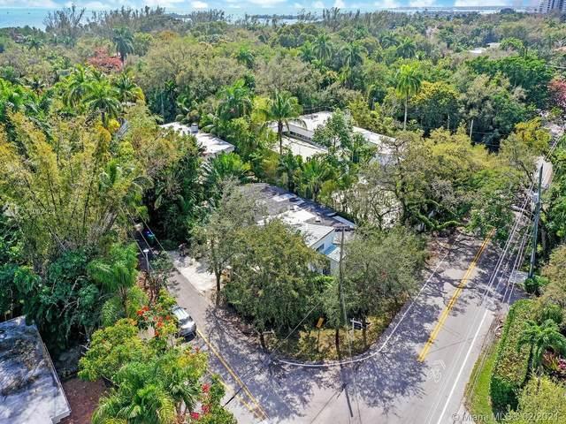 3200 Morris Lane, Miami, FL 33133 (MLS #A11002421) :: The Rose Harris Group
