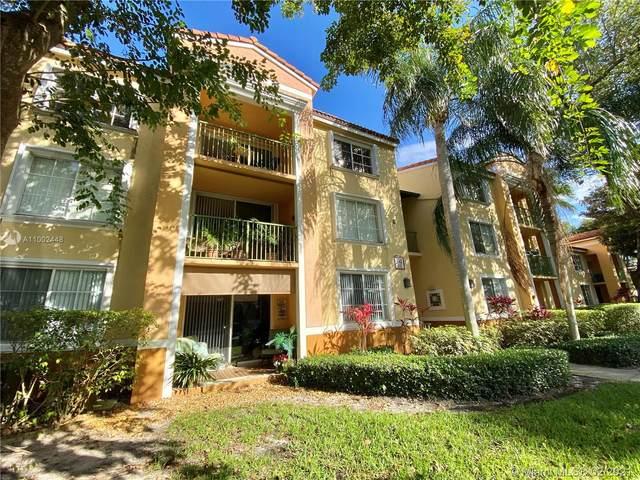 110 Yacht Club Way #103, Hypoluxo, FL 33462 (MLS #A11002448) :: Green Realty Properties