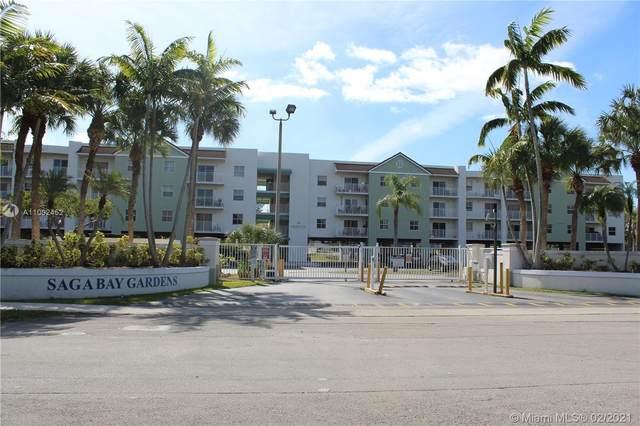8260 SW 210 St #302, Cutler Bay, FL 33189 (MLS #A11002452) :: Green Realty Properties