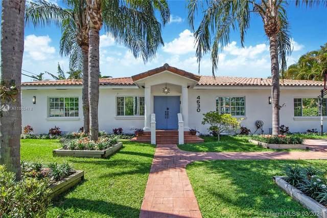 4630 Royal Palm Ave, Miami Beach, FL 33140 (MLS #A11002478) :: Berkshire Hathaway HomeServices EWM Realty