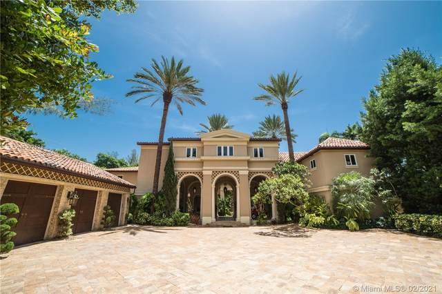 4411 Pine Tree Dr, Miami Beach, FL 33140 (MLS #A11002518) :: Prestige Realty Group