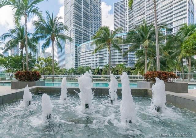 901 Brickell Key Blvd #3506, Miami, FL 33131 (MLS #A11002573) :: Green Realty Properties