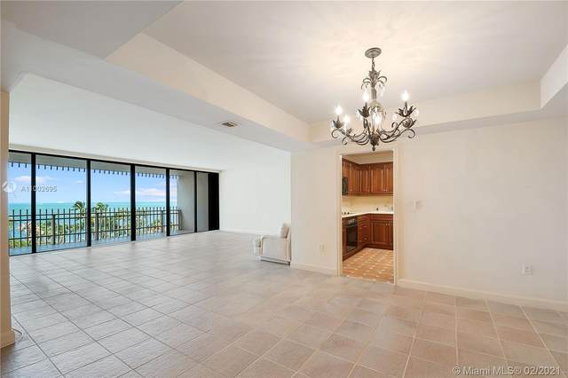 1 Grove Isle Dr A505, Coconut Grove, FL 33133 (MLS #A11002695) :: Berkshire Hathaway HomeServices EWM Realty