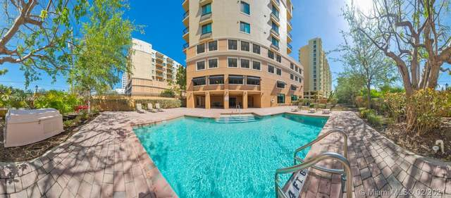 3530 SW 22nd St #708, Miami, FL 33145 (MLS #A11002700) :: The Teri Arbogast Team at Keller Williams Partners SW