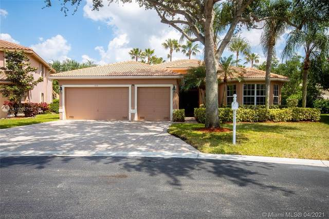 4959 NW 115th Way, Coral Springs, FL 33076 (MLS #A11002712) :: The Teri Arbogast Team at Keller Williams Partners SW