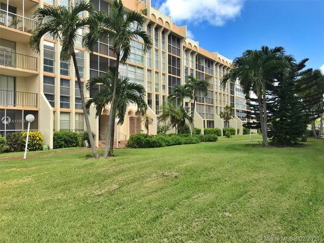 2000 Atlantic Shores Blvd #102, Hallandale Beach, FL 33009 (MLS #A11002714) :: Search Broward Real Estate Team