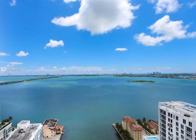 460 NE 28th St #2903, Miami, FL 33137 (MLS #A11002731) :: ONE | Sotheby's International Realty
