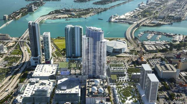851 NE 1st Ave #1004, Miami, FL 33132 (MLS #A11002734) :: Castelli Real Estate Services